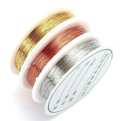 Fio Copper Metalizado Espessura 0.50mm - 7mts - FAR_10  - ArtStones