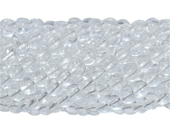 Murano Cristal 6mm  - FMU 108/6  - ArtStones
