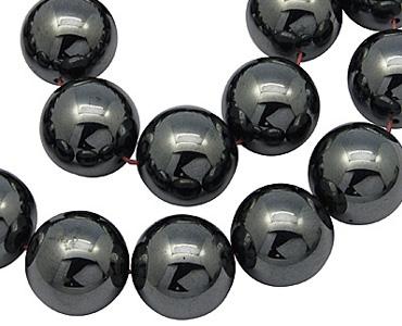 Hematita Natural Fio com Esferas de 8mm - FESF_109/8  - ArtStones