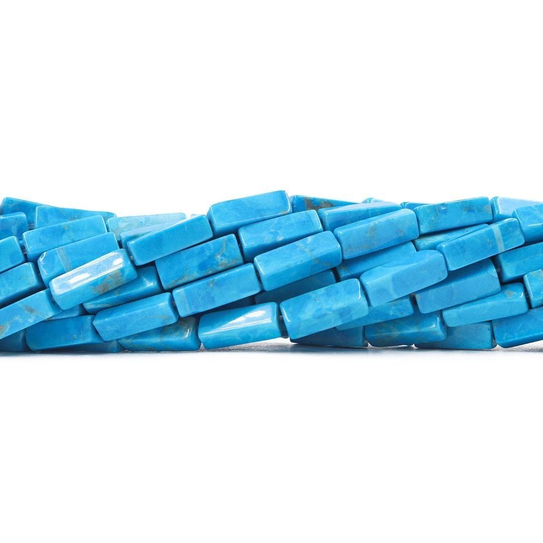 Howlita Azul Formato Filete 13x4mm - F399  - ArtStones