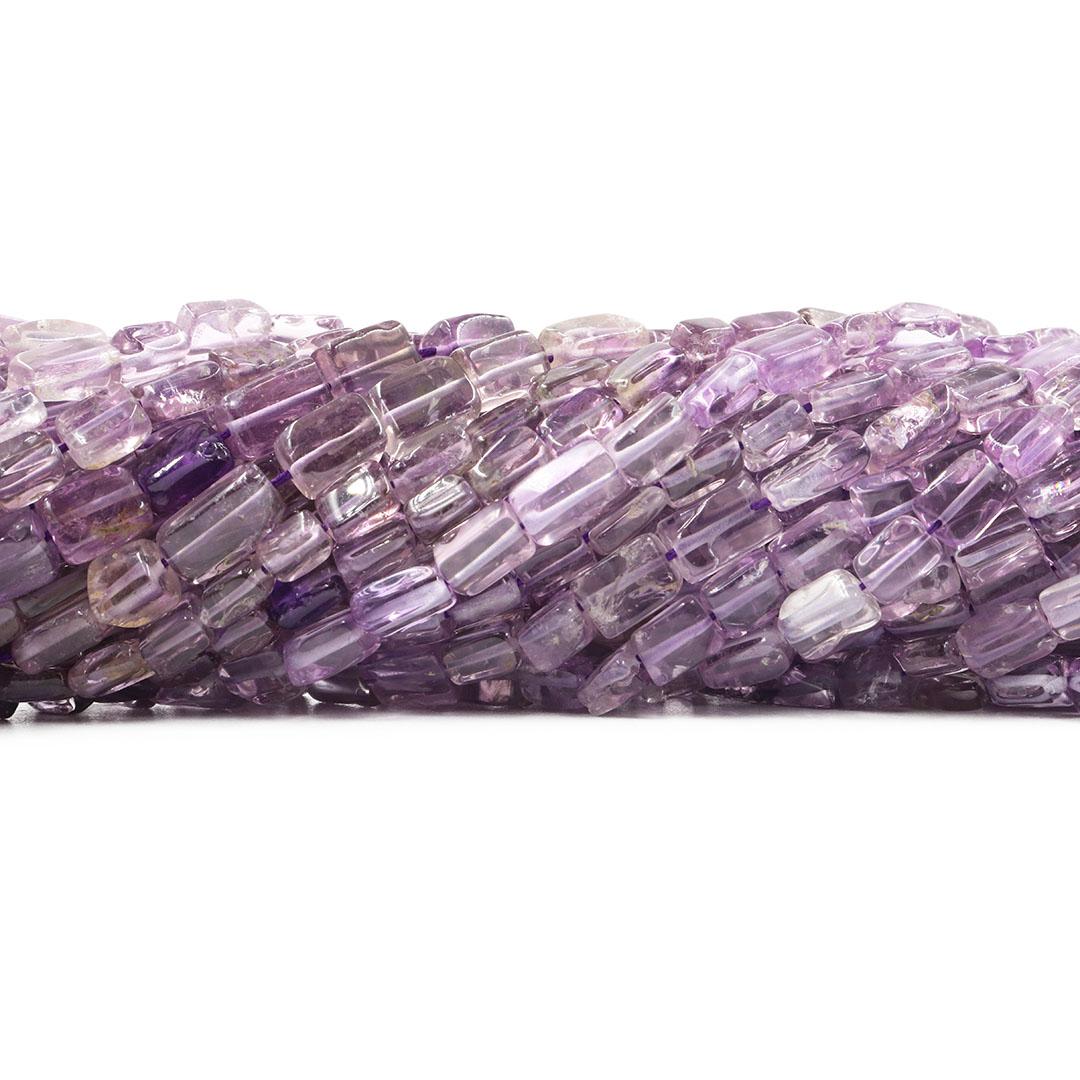 Ametista Retangular Disforme Tamanho Irregular - F777  - ArtStones