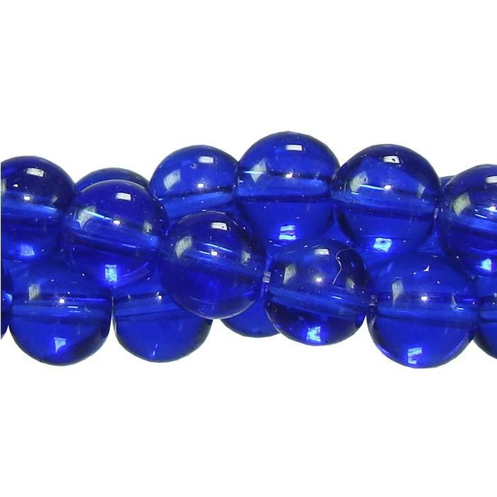 Murano Azul Anil 8mm - FMU 104/8  - ArtStones