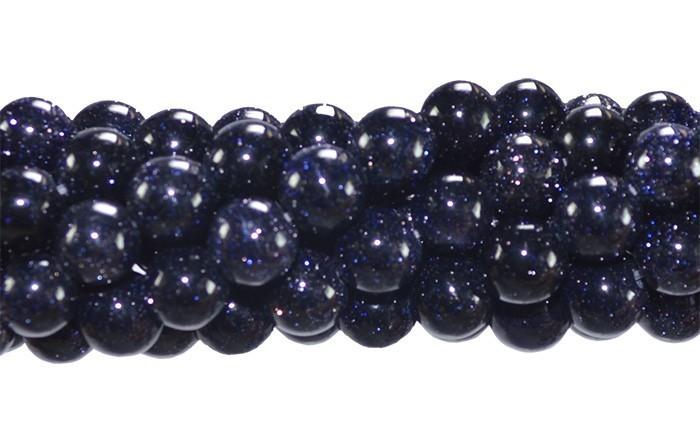 Pedra Estrela Fio com Esferas de 4mm - F629  - ArtStones