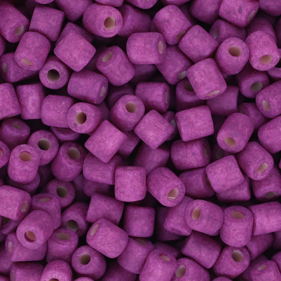 Rolete Clay Tipo Fimo Cores Lisas 7x6mm - 30 GRAMAS - OM097  - ArtStones